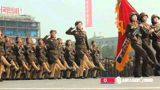 The World Armed Forces Series | Korean People