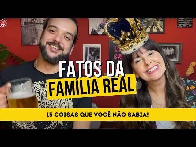 15 fatos curiosos sobre a família Real que você precisa saber! | Londres na Lata