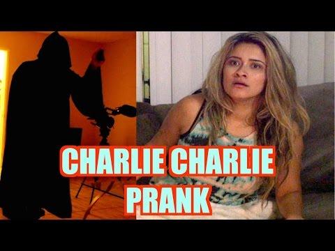 CHARLIE CHARLIE CHALLENGE GONE WRONG!!!