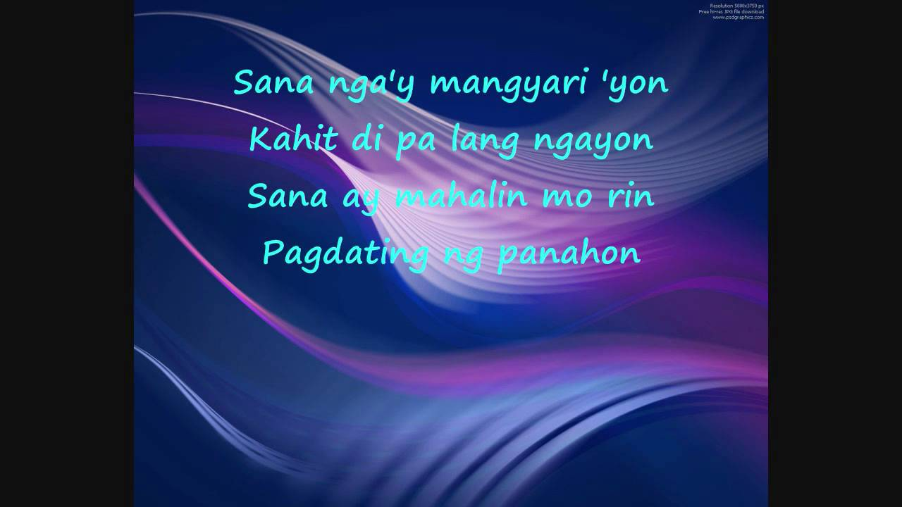 Pagdating ng panahon english translation true dating website