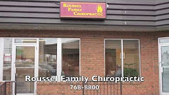 Thunder Bay Chiropractor - Roussel Family Chiropractic