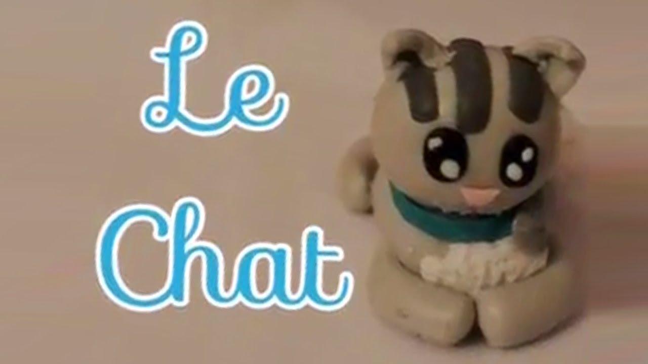 Favori tuto fimo - le chat - YouTube VX99