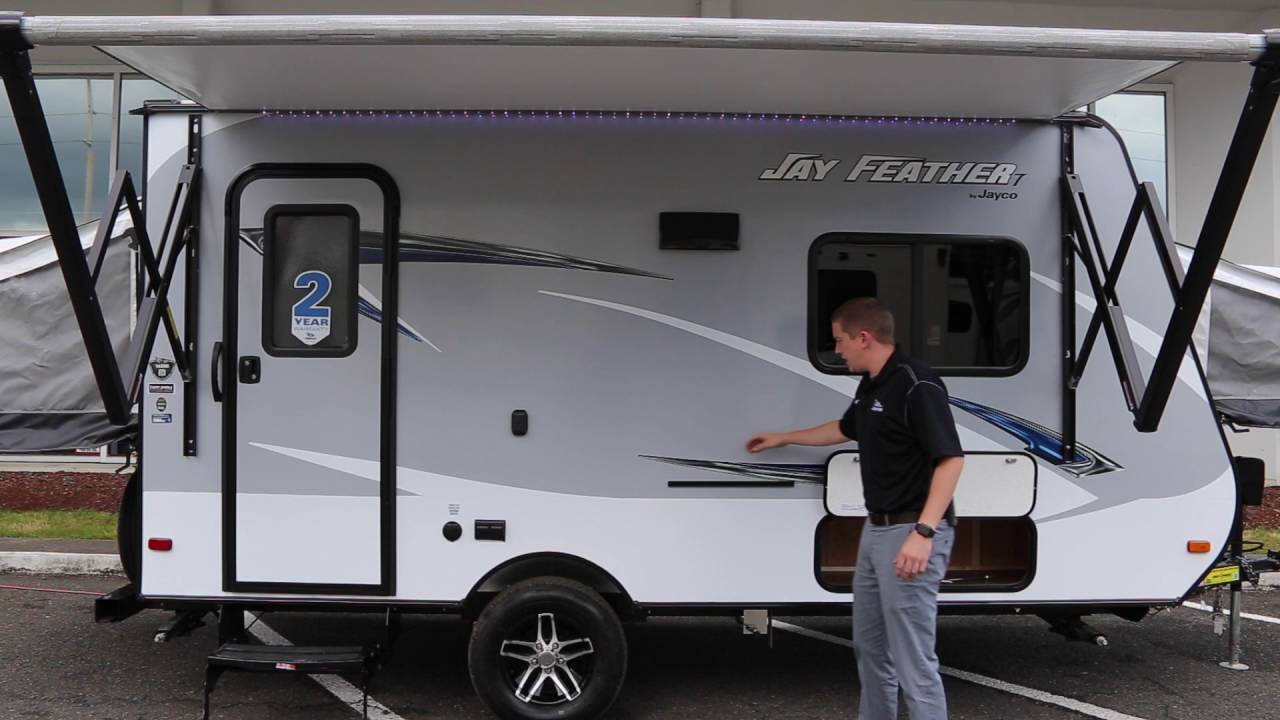 Fantastic 2017 Jayco Jay Feather 16XRB  Valley RV Supercenter  YouTube