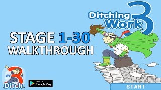 Ditching Work 3 - room escape game Stage 1-30 Walkthrough
