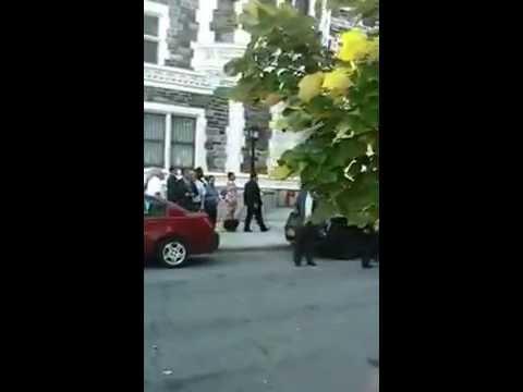 También a la salida de City College le llamaron ladrón a Leonel
