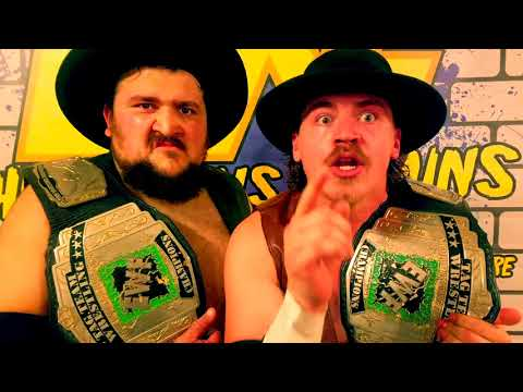 EWF - Tag Champs True Grit look toward July 6, 2018!