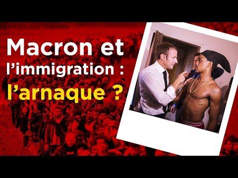 I-Média n°264 – Macron et l'immigration : l'arnaque ?