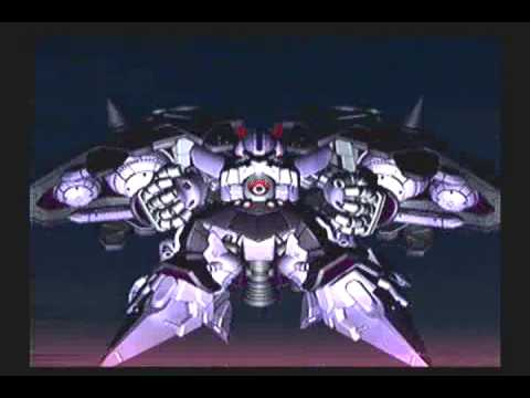 SD Gundam G Generation WARS - Great Zeong All Attacks