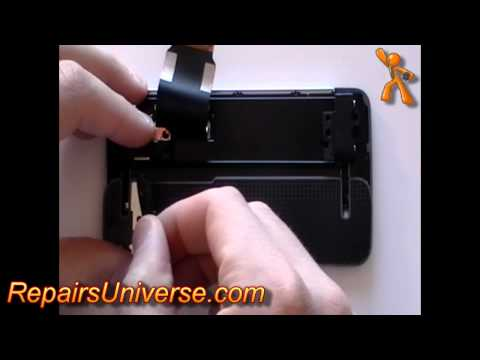 HTC G2 Glass Touch Screen Replacement Repair Instructions