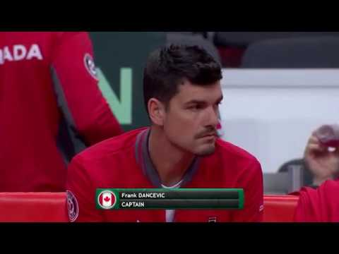 Highlights: Slovakia 2-3 Canada | Davis Cup Qualifiers 2019
