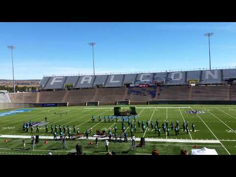 Widefield High School Gladiator Marching Band