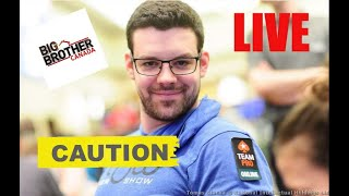 LIVE PokerNews Podcast with Kevin Martin of Big Brother!