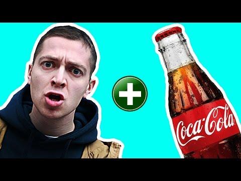 Необычный VERSUS : Oxxxymiron VS Coca-Cola. Что будет, если Оксимирон и Кола встретятся на версусе?