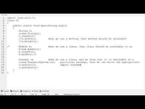 How to Start GUI Programming in Java (Telugu)