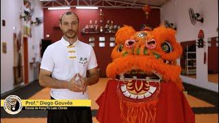 Curiosiosidades sobre o Leão Chines