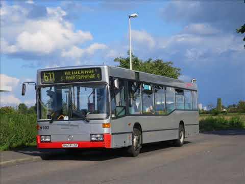 [Sound] Bus Mercedes O 405 N2 (Wagennr. 9902) der Stadtwerke Bonn GmbH