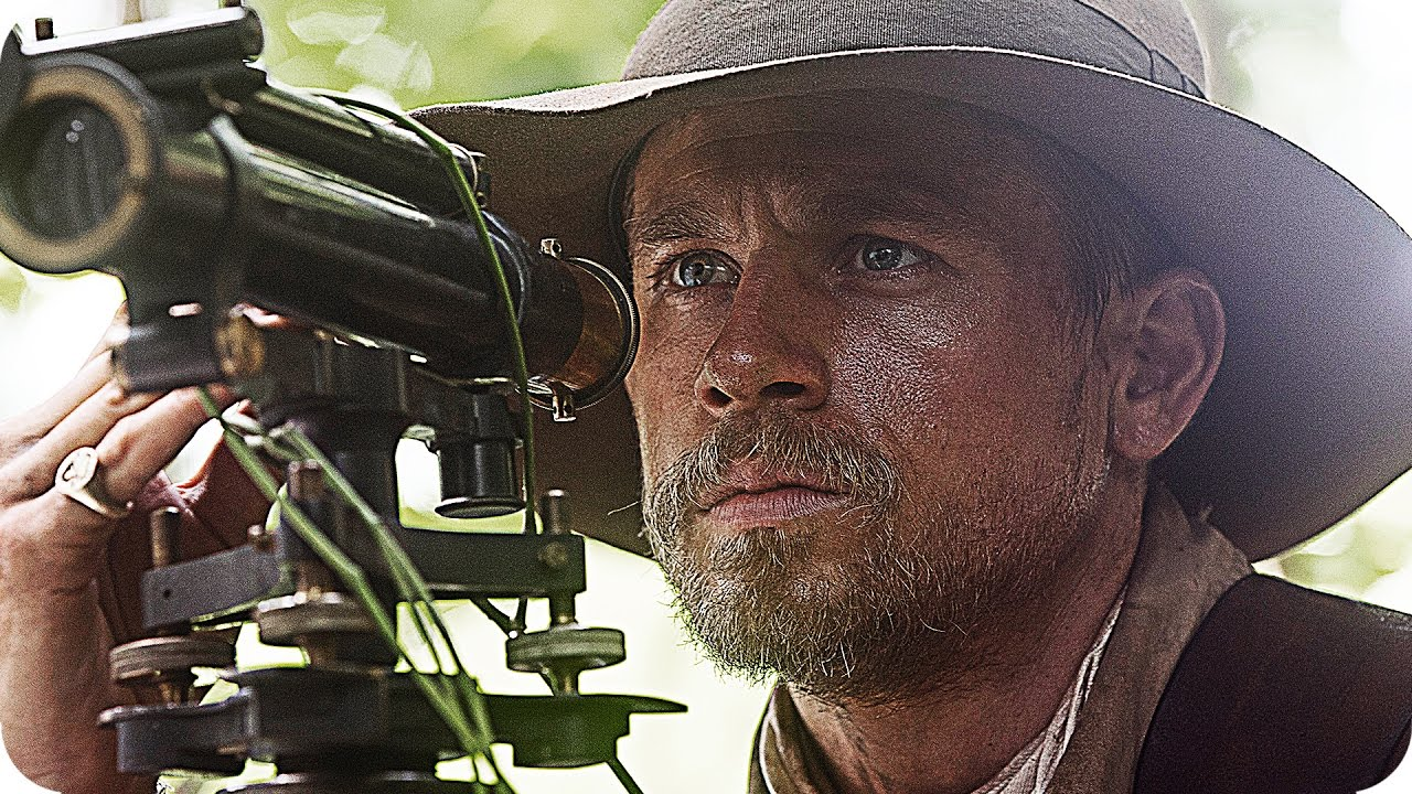 THE LOST CITY OF Z Teaser Trailer (2016)