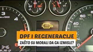 Sve o DPF-u i Regeneraciji - NOĆNA MORA