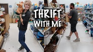 Thrifting at Goodwill to Sell for Profit | Thrift with Me | Reselling