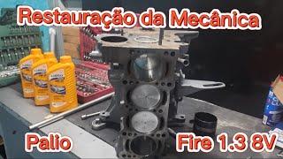 Restauração da Mecânica da Palio Weekend (Parte 3)