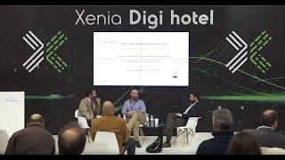Xenia Digi Hotel 2018  Hotel Digital Marketing & Advertising Θέμης Σαρανταένας