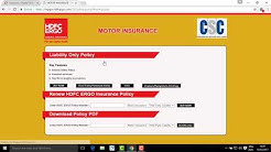 Apna CSC How to hdfc ergo bike insurance online and earn Commission