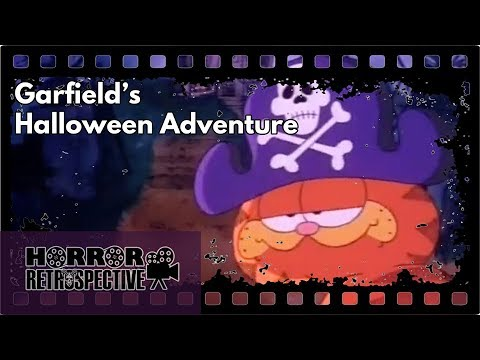 Garfield S Halloween Youtube