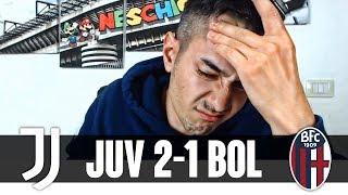BUFFON MIRACOLOSO! NON APPELLIAMOCI ALL'ALIBI DEL PERDENTE   Juventus-Bologna 2-1