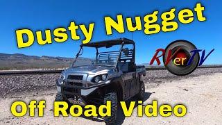 Dusty Nugget - Kawasaki Mule Pro - Video Set Up