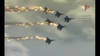 Russian Knights MAKS 2003