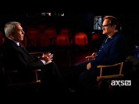 Quentin Tarantino & violence