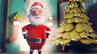 Олли Веселый грузовичок - Мультики про машинки - Олли и Рождество - Серия 43 Full HD