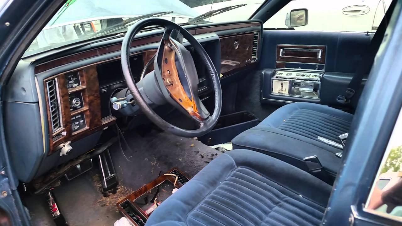 1991 cadillac brougham at budget u pull it junkyard in orlando fl youtube. Black Bedroom Furniture Sets. Home Design Ideas