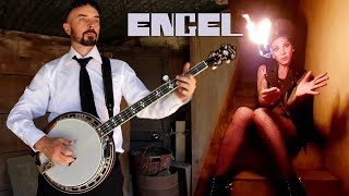 RAMMSTEIN - ENGEL (Banjo Metal Cover ft. Klodia)