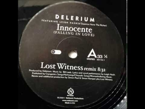 Delerium feat  Leigh Nash   Innocente Falling In Love Lost Witness Remix