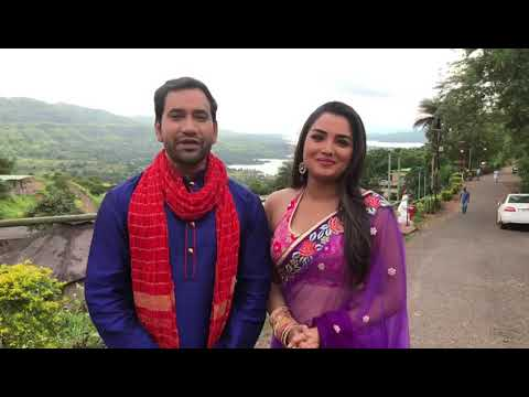 Dinesh Lal Yadav Nirahua And Aamrapali Dubey Coming In Vande Matram And Patna Se Pakistan 2