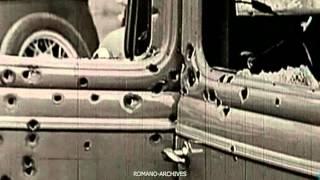 1934 Bonnie & Clyde's Death Car - Amateur Film (HD)