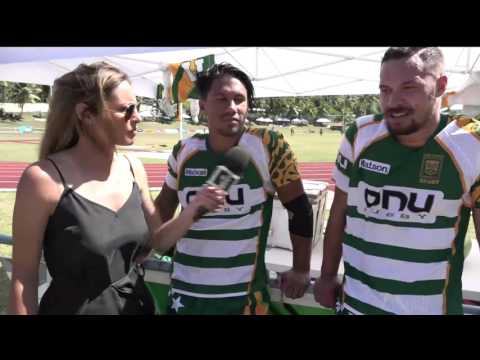CGW | Meet The Cook Island Sevens Boys