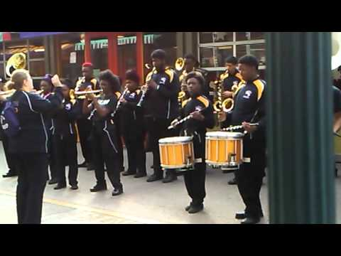 Aiken high school band -