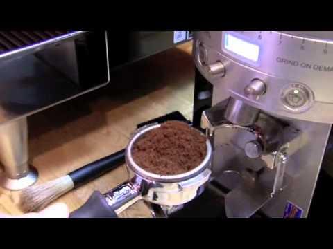 Crew Review: Mahlkonig K30 Vario Commercial Coffee Grinder