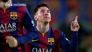 Lionel Messi vs Cordoba (Home) 14-15 HD 720p (20/12/2014) - English Commentary