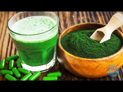 SPIRULINA ENERGY & VITALITY - MAS Corporation