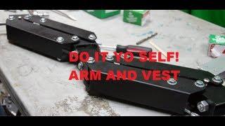 Video How to DIY Comfort arm and vest for Steadicam, Flycam or Merlin Part 2 download MP3, 3GP, MP4, WEBM, AVI, FLV Oktober 2018