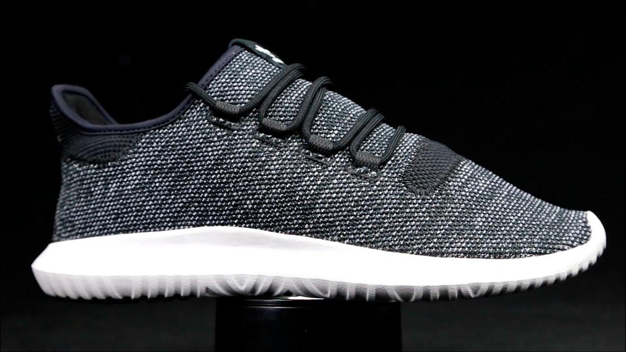 18c16848b Adidas Originals Tubular Shadow negro. - YouTube