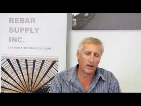 Anchor Rebar Supply Inc. - Cut, Bent and Prefabricated Rebar