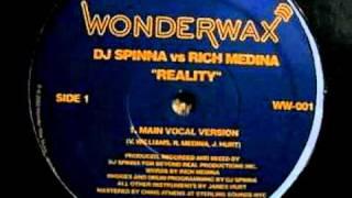 DJ Spinna vs Rich Medina -- Reality (Main Vocal Version)