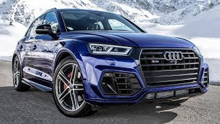 2019 AUDI SQ5 WIDEBODY ABT 425HP - How an RSQ5 would look? - Climbing the Alps (exclusive color)