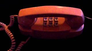 princess phone ringing