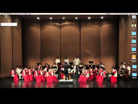 Liang Zhi Hu Die Sequencer Mandarin Orchestra at MyPartitur