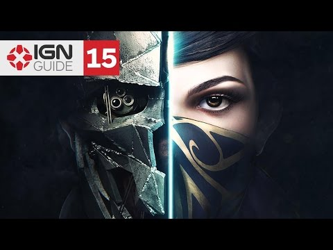 Dishonored 2 Non Lethal Walkthrough - Mission 5: The Royal Conservatory (Part 15)